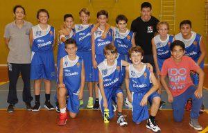 Under 13 azzurri: debutto vincente