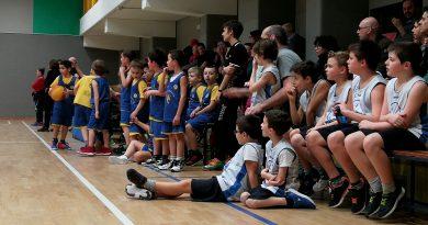 Istruttore Minibasket. Al via il primo anno di corso